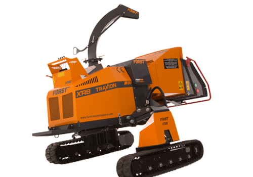 FORST-XR8-TRAXION-8-inch-tracked-wood-chipper-5