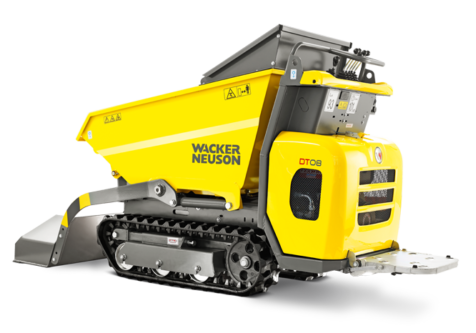 Wacker-Neuson-DT08-beltedumper